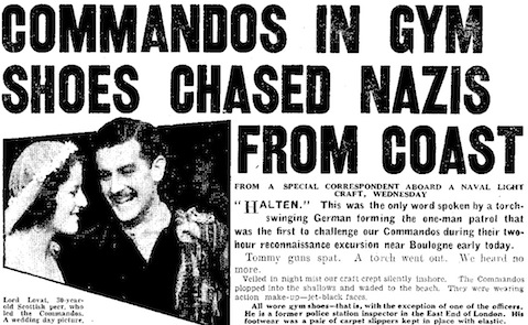 Daily Mirror, 23 April 1942, 1