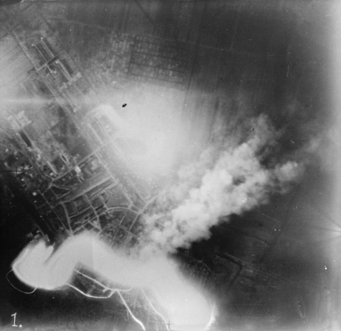 Bomber Command raid on Emden, 31 March 1941