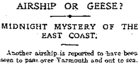 Daily Express, 27 January 1913