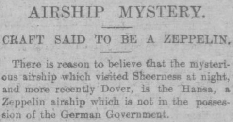 Devon and Exeter Gazette, 14 January 1913, 11