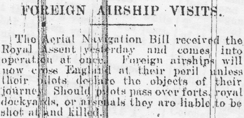 Daily Mail, 15 February 1913, 5