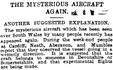 Manchester Guardian, 4 February 1913, 5
