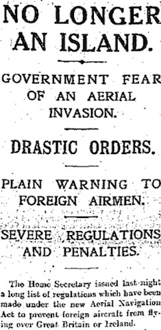 Daily Express, 5 March 1913, 1