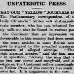 Tuesday, 18 March 1913