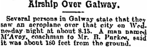 Sunday Independent, 30 March 1913, 3