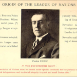Turning points: the League of Nations