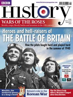 BBC History Magazine, September 2010