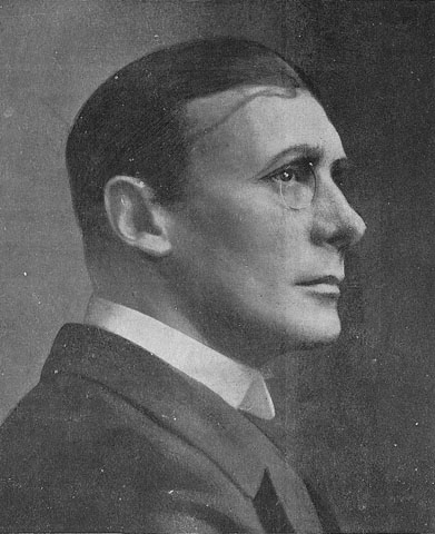 Noel Pemberton Billing in 1916