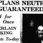 Saturday, 17 September 1938