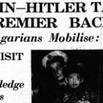 Saturday, 24 September 1938
