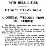 Thursday, 15 September 1938