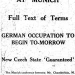 Friday, 30 September 1938
