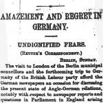 Monday, 24 May 1909