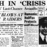 Monday, 30 September 1940
