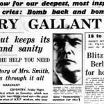 Saturday, 16 November 1940