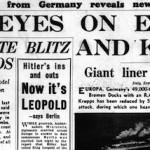 Wednesday, 20 November 1940