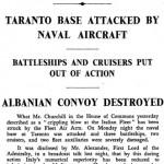 Thursday, 14 November 1940