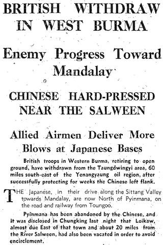 Yorkshire Post, 24 April 1942, 1