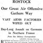 Monday, 27 April 1942