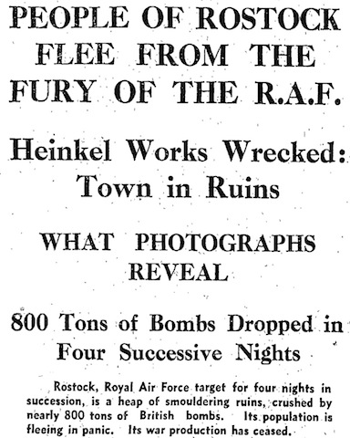 Yorkshire Post, 28 April 1942, 1