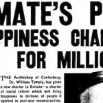 Monday, 4 May 1942