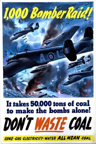 1,000 Bomber Raid!