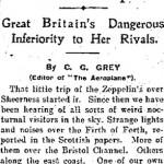 Monday, 13 January 1913