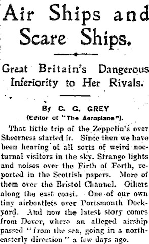 Daily Express, 13 January 1913, 6