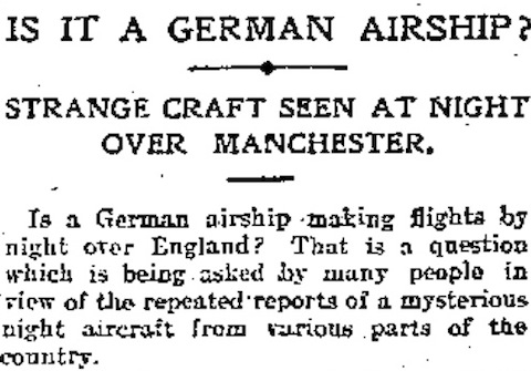 Daily Express, 31 January 1913, 5