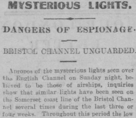 Devon and Exeter Gazette, 9 January 1913, 4