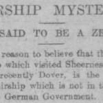 Tuesday, 14 January 1913