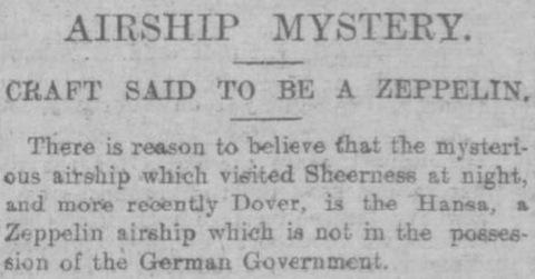 Devon and Exeter Gazette, 14 January 1913, 11