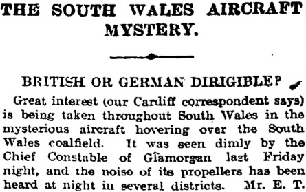 Manchester Guardian, 23 January 1913, 12