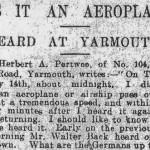 Saturday, 25 January 1913