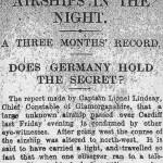 Wednesday, 22 January 1913