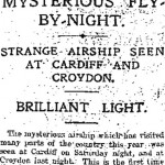 Monday, 3 February 1913