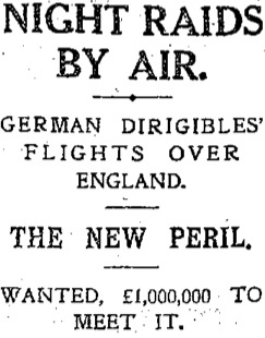 Daily Express, 25 February 1913, 1