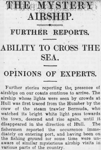 Daily Express, 27 February 1913, 9