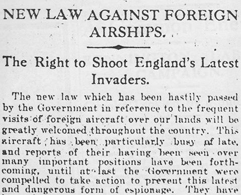 Daily Herald, 14 February 1913, 6