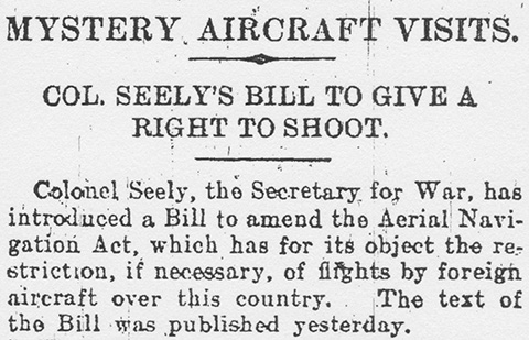 Daily Mail, 11 February 1913, 3