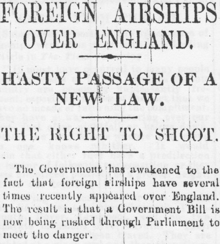 Daily Mail, 13 February 1913, 5