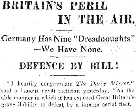 Daily Mirror, 17 February 1913, 5