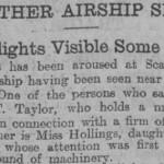 Thursday, 20 February 1913