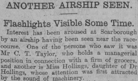 Evening Telegraph, 20 February 1913, 4