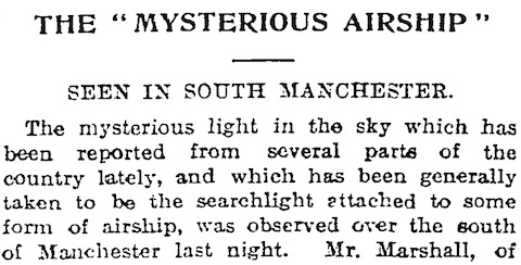 Manchester Guardian, 6 February 1913, 9