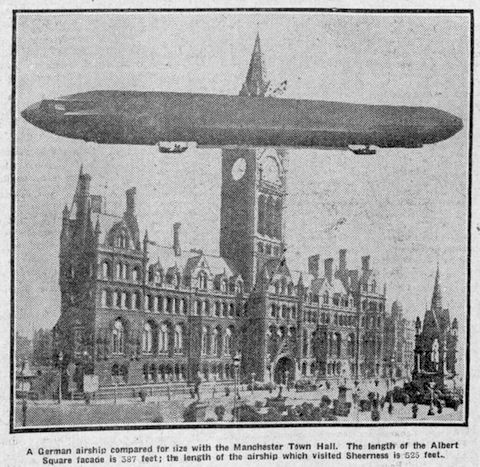 Manchester Courier, 26 February 1913, 7