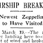 Thursday, 20 March 1913