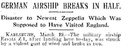 Daily Mirror, 20 March 1913, 4
