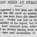 Tuesday, 22 April 1913