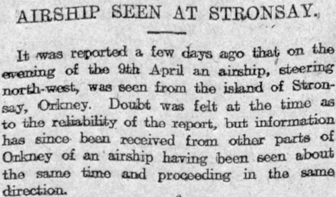 Aberdeen Daily Journal, 22 April 1913, 4